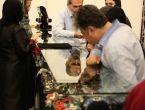 اولین نمایشگاه بین المللی طلا و جواهر کیش