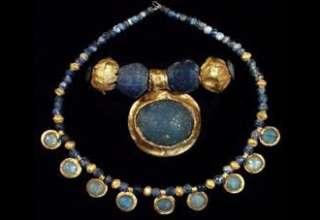 جواهرات قیمتی مصر باستان