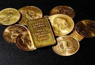 بهترین فرصت برای خرید کاهش قیمت طلا به 1109 دلار است