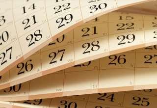 تقویم اقتصادی و شاخص های مالی جهان درهفته جاری