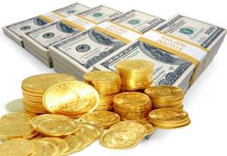 نرخ سکه رشد کرد/ قیمت دلار ثابت ماند