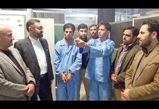 قاتلان طلافروش مشهدی کمتر از 48 ساعت دستگیر شدند + گزارش تصویری