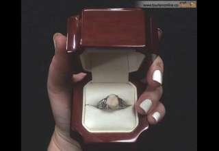 عکس عجیب ترین حلقه ازدواج دنیـا!