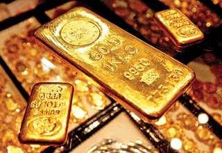 بدترین ماه طلا در 5/ 2 سال گذشته