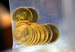پرواز سکه به اوج یک ماهه