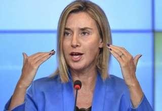 موگرینی:اقدام عربستان پتانسیل شعله ور کردن منطقه را دارد