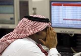 آشفتگی بورس های عربی و سقوط ارزش ریال عربستان