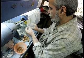 خروج ۴ هزار نفر از کارگاههای طلاسازی در مشهد