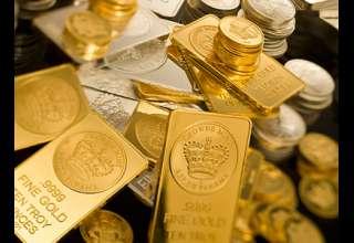 بدترین هفته طلا در یک ماه نیم