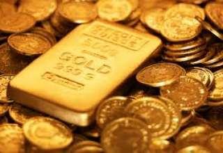 کاهش شاخص سهام در بازارهای بین المللی قیمت طلا را افزایش داد