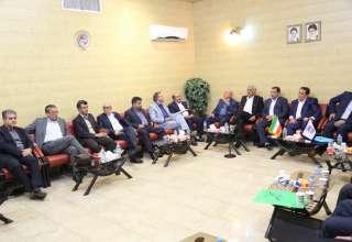 برگزاری نشست مسئولین اتحادیه های سراسر کشور