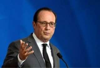 «اولاند» برای دسترسی انگلستان به بازار اروپا پیش شرط تعیین کرد