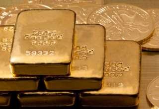 کاهش 0.3 درصدی قیمت جهانی طلا در هفته ای که گذشت