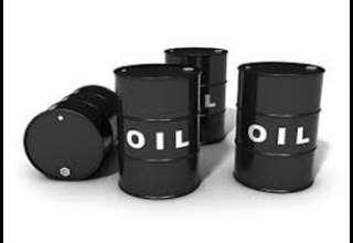 قیمت نفت برنت دریای شمال در محدوده 45 دلار