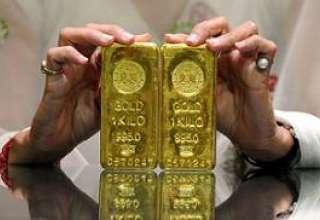 قیمت جهانی طلا به 1349 دلار رسید/ انتشار آمارهای مهم اقتصادی آمریکا مهمترین عامل موثر بر قیمت طلا