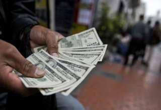 ایست قیمت دلار در بازار ارز