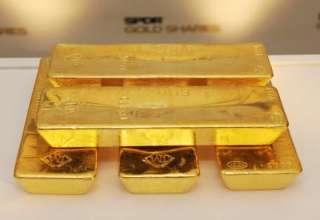 قیمت طلا تحت تاثیر گمانه زنی های نرخ بهره آمریکا به پایین ترین سطح در یک هفته اخیر رسید