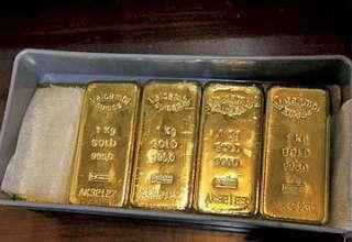 سکون بازار طلا و انتظار برای سرنخهایی از سخنرانی رئیس بانک مرکزی آمریکا