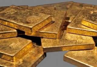 قیمت طلا با بیشترین کاهش از اواسط جولای روبرو شد