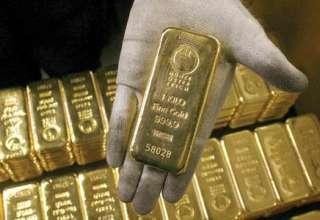 عقب نشینی قیمت جهانی طلا