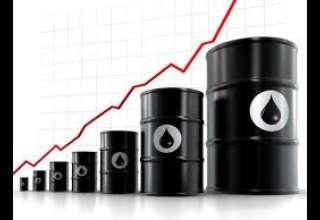 قیمت جهانی نفت بازهم بالا رفت