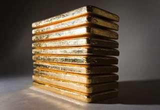 رفت و برگشت قیمت جهانی طلا تحت تاثیر رشد شاخص سهام