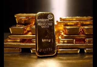 قیمت طلا در حال ثبت بهترین عملکرد هفتگی در 2 ماه اخیر
