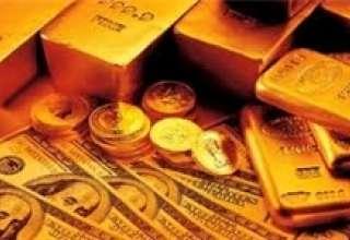 عدم افزایش نرخ بهره آمریکا بیشترین افزایش هفتگی قیمت طلا را رقم زد