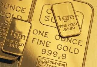 قیمت طلا در کوتاه مدت بین 1318 تا 1364 دلار در نوسان خواهد بود