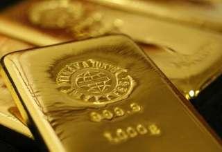 قیمت طلا تحت تاثیر افزایش ارزش دلار و شاخص سهام با کاهش روبرو شد