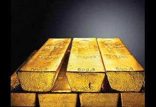 قیمت جهانی طلا تحت تاثیر افزایش قیمت نفت با رشد نسبی روبرو شد