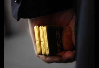 کاهش قیمت طلا در پایان مبادلات هفته / نخستین کاهش سه ماهه قیمت طلا در یک سال گذشته