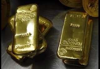 احیای طلا از سقوط اول اکتبر