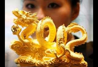 تقاضای طلای چین سال آینده به 900 تا 1000 تن خواهد رسید