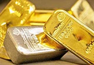 قیمت طلا تحت تاثیر کاهش ارزش دلار آمریکا به مرز 1260 دلاری رسید