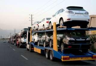 خودروهای تولید آمریکا وارد ایران شد