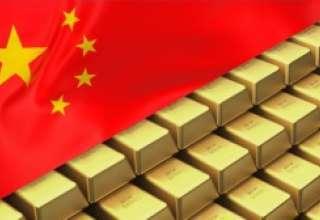 بانک مرکزی چین 5 تن به ذخایر طلای خود افزوده است