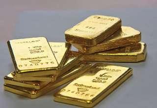 بهای جهانی طلا برای دومین هفته متوالی افزایش یافت