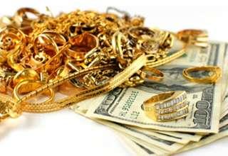 کاهش ارزش دلار مهمترین عامل موثر برای قیمت طلا در روزهای آینده است