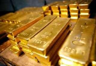 کاهش مجدد قیمت جهانی طلا تحت تاثیر افزایش ارزش دلار و کاهش تقاضا