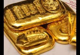 قیمت طلا در آستانه انتشار آمارهای رشد اقتصادی آمریکا با افزایش روبرو شد