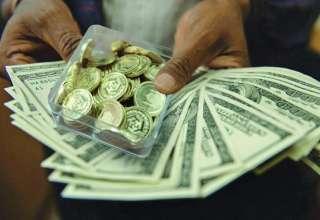 دلار ۴۰ تومان ارزان شد/ افزایش مراجعات در بازار ارز