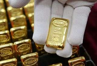 قیمت جهانی طلا هنوز به کف آن نرسیده است