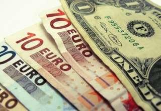 افزایش نرخ رسمی دلار به 3215 تومان/ کاهش 8 تومانی یورو+جدول