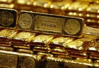 قیمت طلا به پایین ترین سطح در 10 ماه اخیر رسید