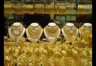 طلا هم پیرو دلار، صعودی شد