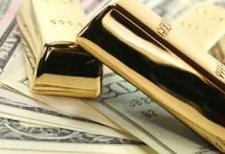 قیمت جهانی طلا علی رغم تقویت ارزش دلار، افزایش یافت