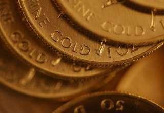 توییت های ترامپ قیمت طلا را به 1600 دلار افزایش خواهد داد