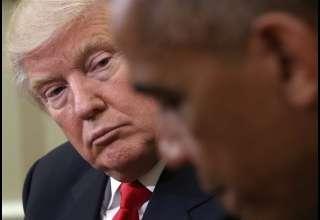 افت تجارت ایران و آمریکا به یک پنجم در ماه پیروزی ترامپ