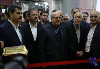 آغاز به کار نهمین نمایشگاه طلا و جواهر تهران